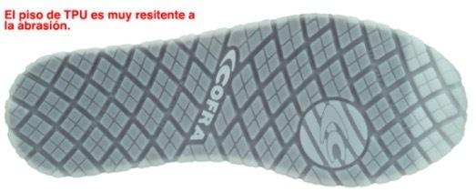 Zapatos de seguridad Owens Material adr