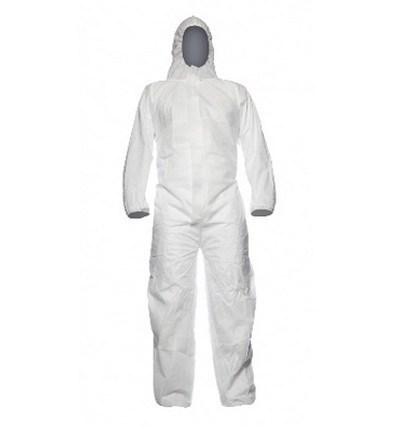 Trajes de protección química